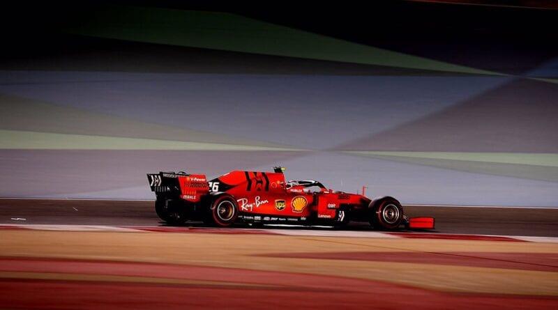 Ferrari- Bahrain GP