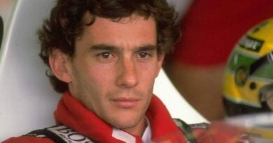 top 10 - Ayrton Senna