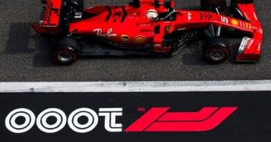 Vettel Ferrari China