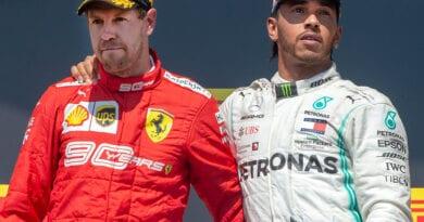 Vettel-Hamitlon
