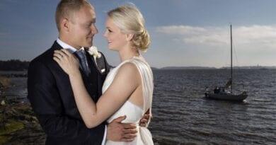 bottas & wife
