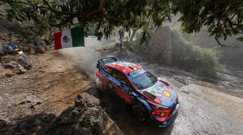 Rally Μεξικού