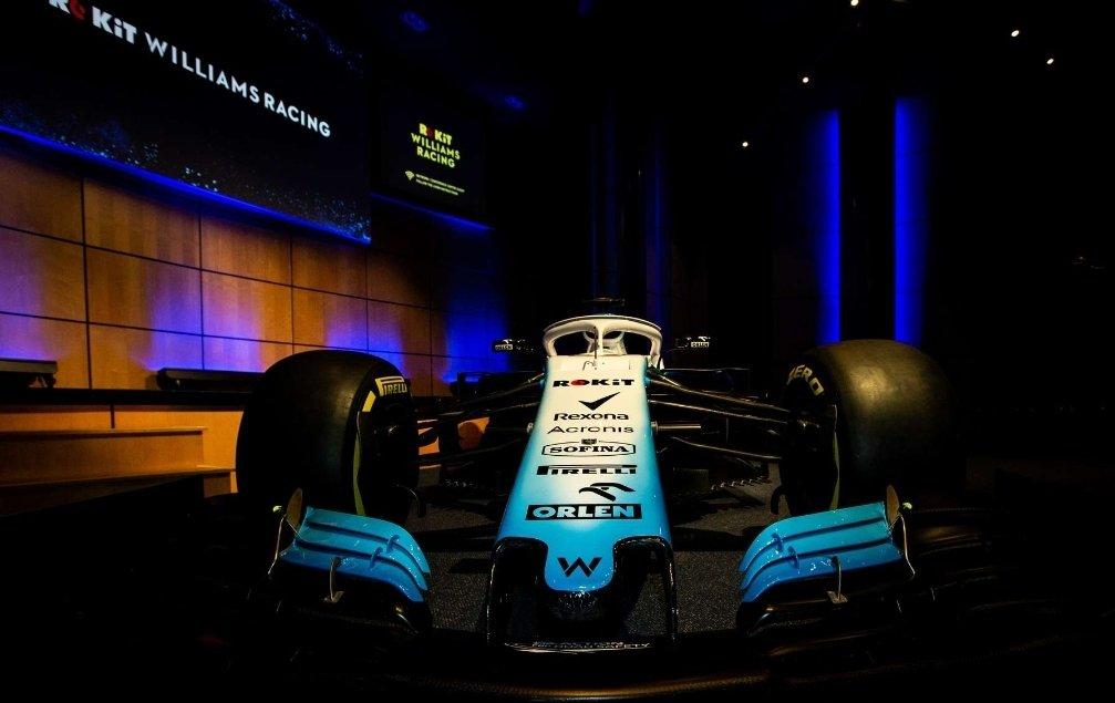 Williams formula 1