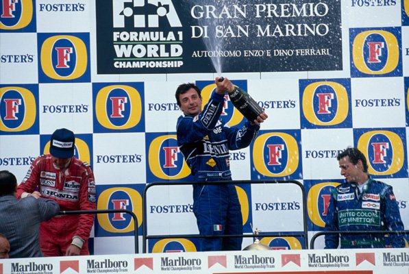 top 10 - Nigel Mansell