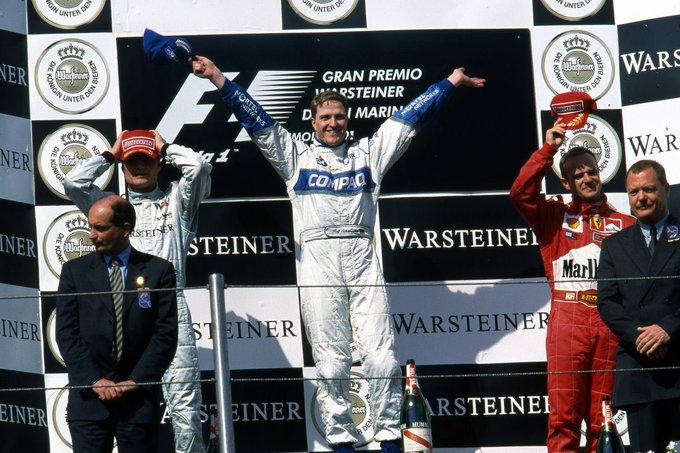 top 10 - Ralf Schumacher