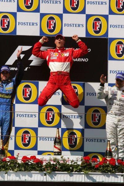 top 10 - Michael Schumacher vs Fernando Alonso