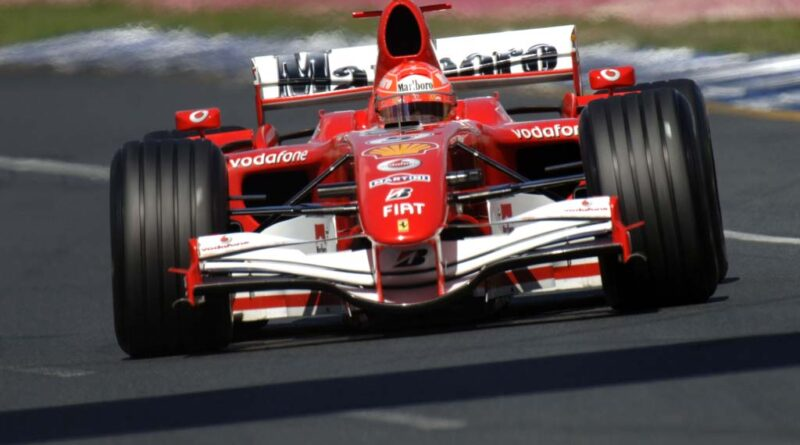 Ferrari F248
