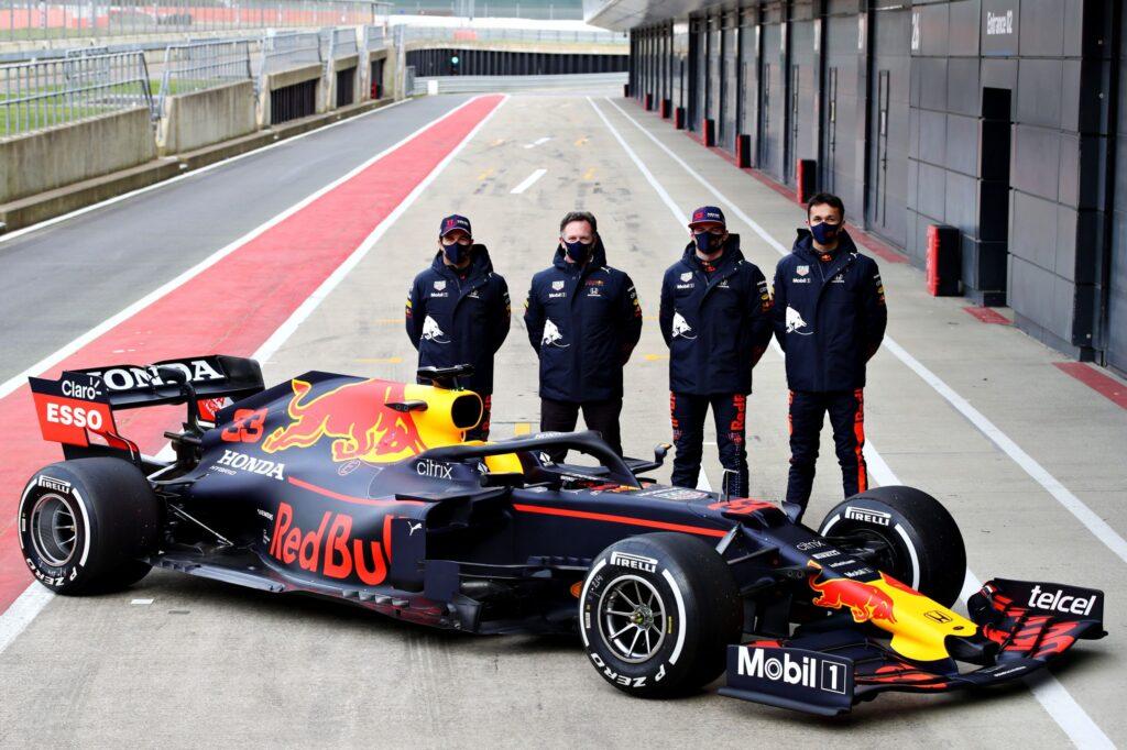 Max Verstappen, Red Bull, 2021
