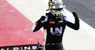 Formula 2 : Νίκη για τον Guanyu Zhou
