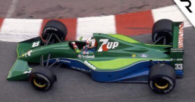 Jordan-Cosworth 191