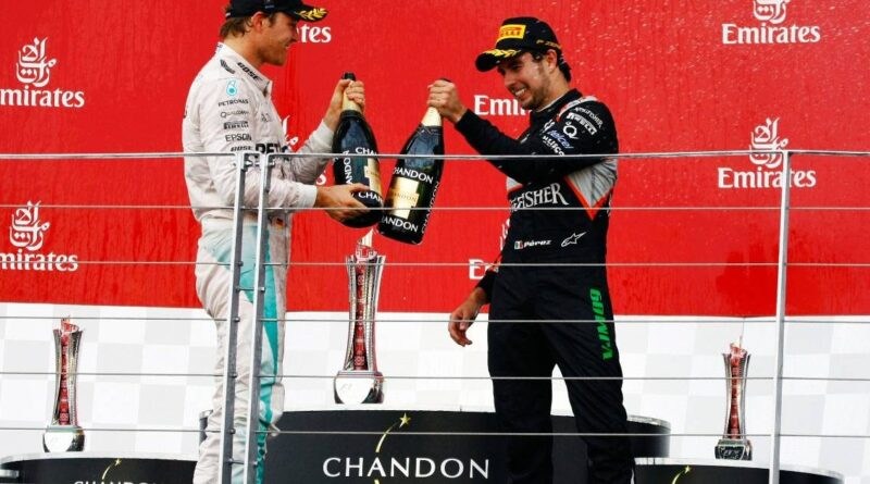 Rosberg Perez