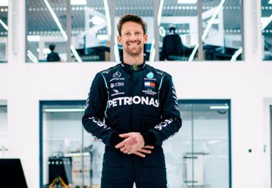 Αναβάλλεται το test του Grosjean με την Mercedes στο Paul Ricard