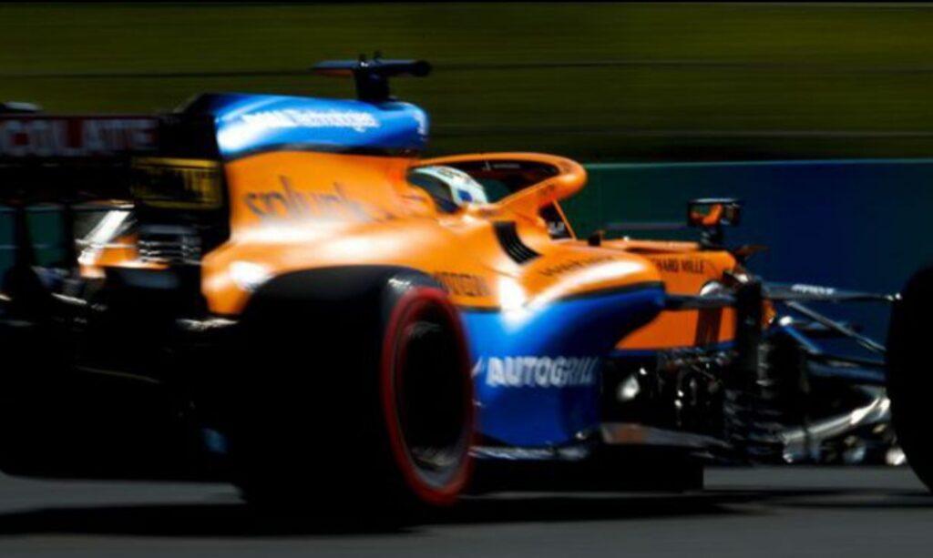 Daniel Ricciardo HungarianGP