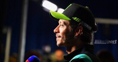 "V.Rossi: ""O Bastianini ήταν εκπληκτικός, κ' είναι μεγάλη ελπίδα της Ιταλίας"""